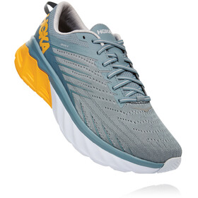 Hoka One One Arahi 4 Schoenen Heren, lead/lunar rock